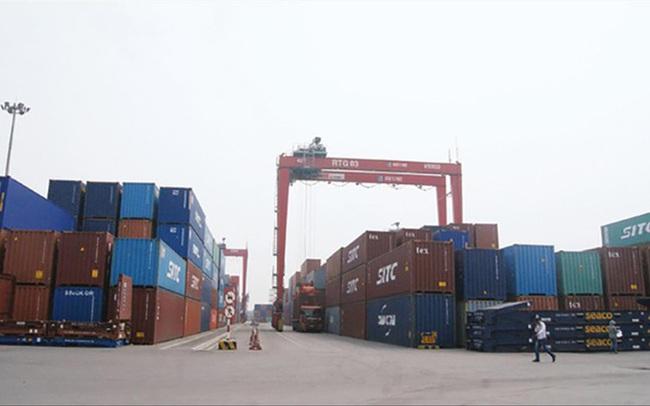 Mỗi năm các cảng biển Việt Nam thất thu 1 tỷ USD phí bốc dỡ container