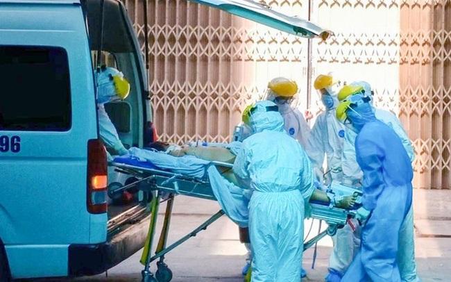 Bệnh nhân 456 tử vong do suy hô hấp và mắc COVID-19