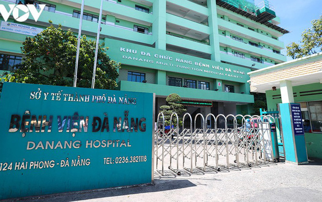 Tâm dịch Covid-19 lớn nhất hiện nay là Bệnh viện Đa khoa Đà Nẵng
