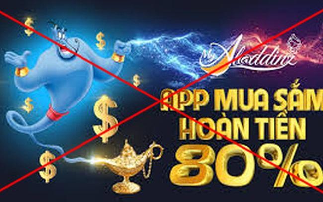 """Bộ Công an cảnh báo về """"thần đèn"""" App MyAladdinz hoạt động đa cấp như thế nào?"""