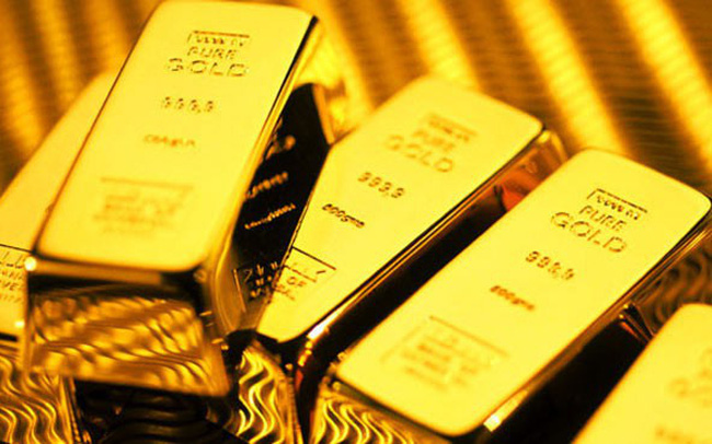 Giá vàng thế giới tăng vọt