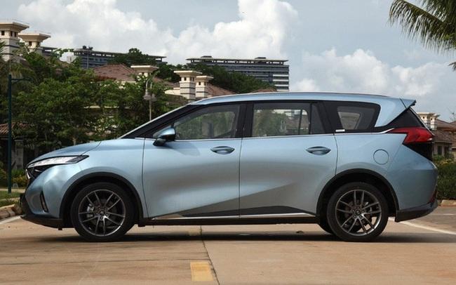 """5 mẫu ô tô Trung Quốc giá rẻ, SUV 7 chỗ khá """"bảnh"""" chỉ ngang giá Toyota Vios ở Việt nam"""