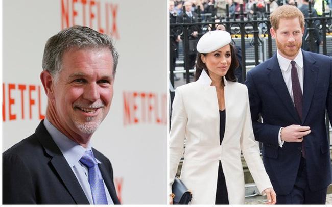 Ông chủ Netflix chính thức lên tiếng về thỏa thuận triệu đô với nhà Sussex, đưa ra đánh giá năng lực của vợ chồng Meghan Markle