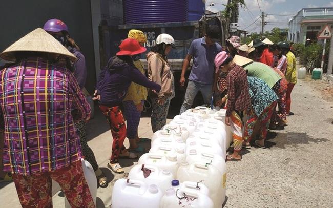 Thủ tướng: Không để người dân thiếu nước sinh hoạt trước nguy cơ hạn mặn nghiêm trọng