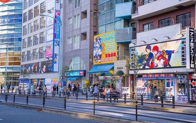 'Hồi chuông báo tử'' của những trung tâm thương mại lâu đời ở Nhật Bản