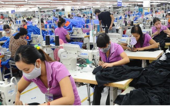 Mục tiêu xuất khẩu của ngành dệt may bị