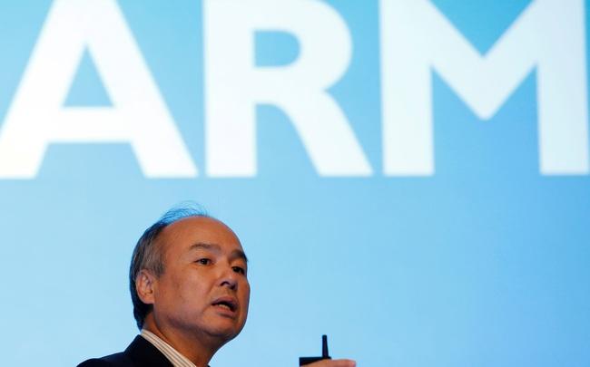 SoftBank bán ARM cho Nvidia giá trị hơn 40 tỷ USD, cổ phiếu lập tức tăng hơn 9%