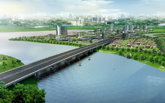 Cầu Vàm Cái Sứt trị giá 224 tỷ đồng sẽ được khởi trong tháng 9