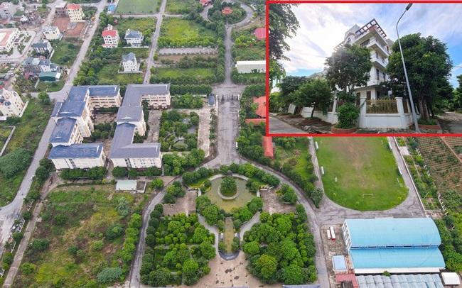 Thanh tra việc xây biệt thự 'khủng' trên đất giáo dục ở Bắc Ninh