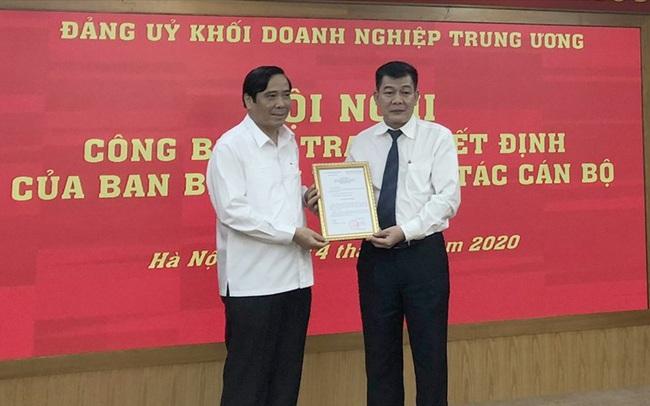 Ông Nguyễn Đức Phong giữ chức Phó Bí thư Đảng uỷ Khối DN Trung ương