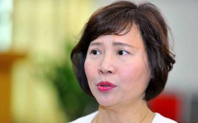 Truy nã cựu Thứ trưởng Bộ Công thương Hồ Thị Kim Thoa, Truy tố cựu Bộ trưởng Vũ Huy Hoàng