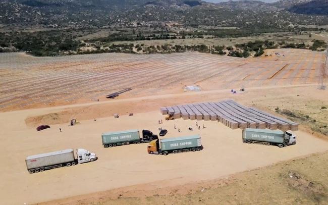 So găng những doanh nghiệp điện mặt trời trên sàn chứng khoán