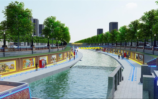 Chuyên gia nói gì về đề xuất cải tạo sông Tô Lịch thành công viên lịch sử - văn hóa