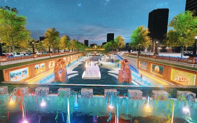 JVE Group – doanh nghiệp muốn biến sông Tô Lịch thành công viên là ai?