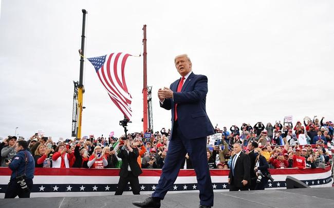 Vấn đề kinh tế không còn là trọng tâm của cuộc bầu cử Tổng thống Mỹ 2020