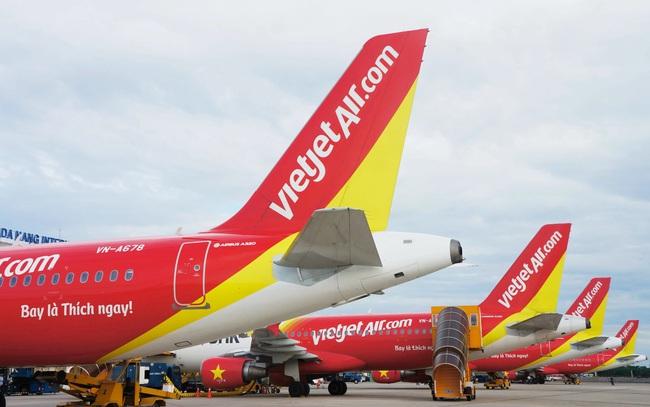 Vietjet mở lại đường bay quốc tế vào cuối tháng 9