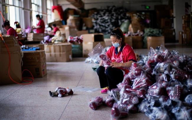 """""""Thành phố Giáng sinh"""" Trung Quốc đìu hiu chưa từng có"""
