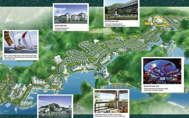 Vinaconex ITC vay gần 2.500 tỷ từ Sacombank để hồi sinh siêu dự án Cát Bà Amatina sau gần 1 thập kỷ bất động