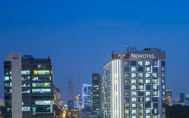 Giỏi hút tiền như chủ khách sạn Novotel Saigon Centre