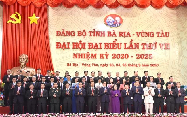Ông Phạm Viết Thanh tái cử Bí thư Tỉnh ủy Bà Rịa-Vũng Tàu