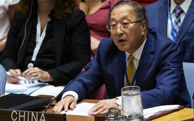 """Khẩu chiến ở Liên Hợp Quốc, Trung Quốc nói Mỹ """"tạo ra đủ rắc rối cho thế giới"""""""