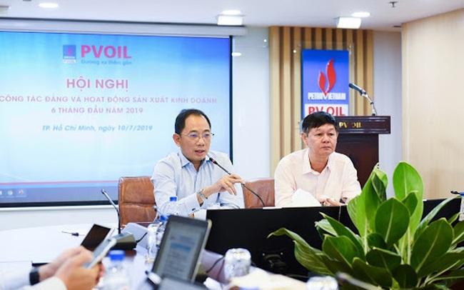 PV Oil (OIL): Ông Cao Hoài Dương chính thức trở thành Chủ tịch HĐQT