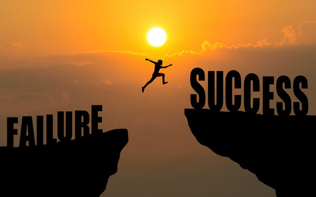 Vì sao bạn cần thất bại để tiến lên phía trước?