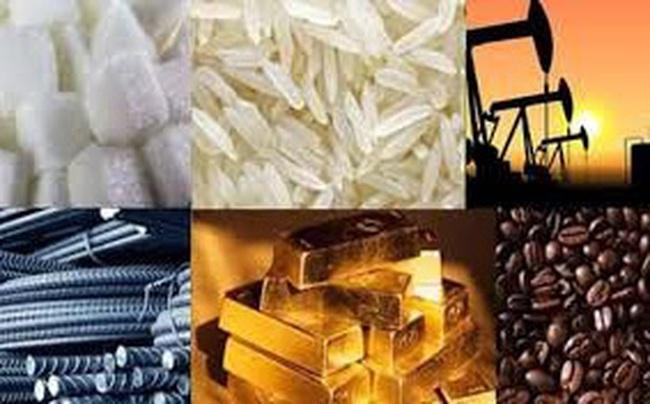 Thị trường ngày 26/9: Giá dầu, vàng, quặng sắt và thép đồng loạt giảm, trong khi mặt hàng nông sản tăng cao