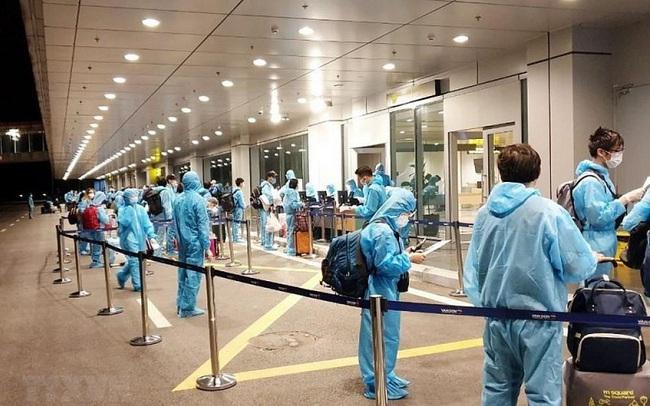 Đưa 232 công dân Việt Nam từ Uzbekistan về nước an toàn