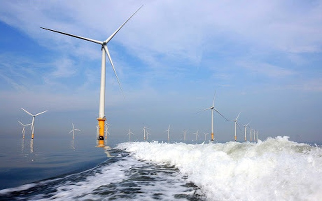 Tập đoàn Đức PNE muốn xây dựng dự án điện gió ngoài khơi 1,5 tỷ USD tại Bình Định