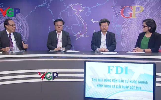 """Việt Nam cần ra mắt nhiều hơn các sản phẩm """"made by Vietnam"""" chứ không chỉ là """"made in Vietnam"""""""