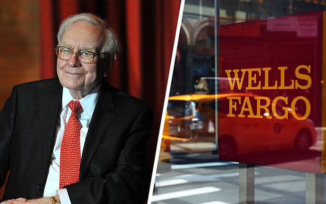 Warren Buffett bất ngờ cắt giảm hơn 40% cổ phần trong Wells Fargo
