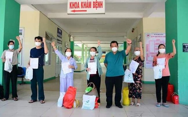 Thêm 14 bệnh nhân COVID-19 tại Đà Nẵng được công bố khỏi bệnh