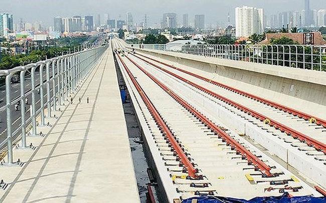 TP.HCM đề nghị gia hạn khoản vay gần 1.900 tỷ đồng cho tuyến Metro số 1