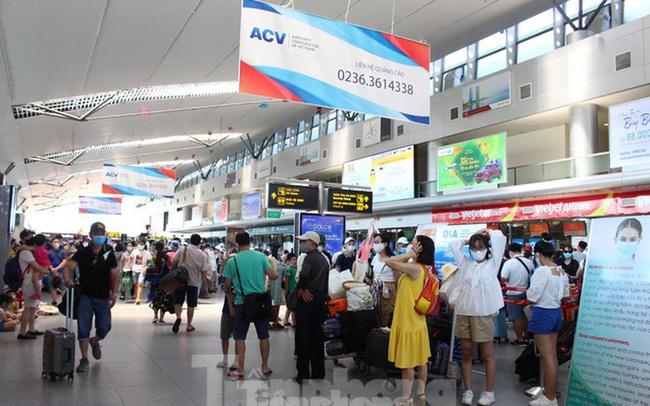 Khôi phục toàn bộ vận tải khách đi/đến Đà Nẵng từ 0h ngày 7/9
