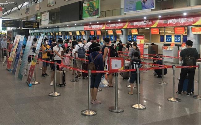 Các hãng hàng không đồng loạt khai thác lại đường bay đến Đà Nẵng