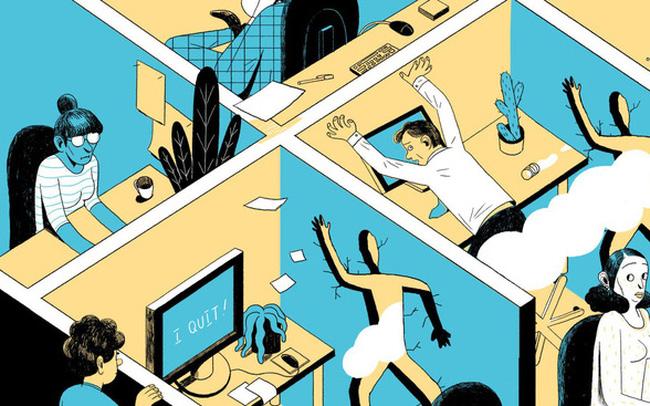 """Một phút bốc đồng, sự nghiệp gặp hoạ: Không nghĩ thông suốt 3 điều thì đừng dại dột nghĩ đến hai chữ """"Nghỉ việc"""""""
