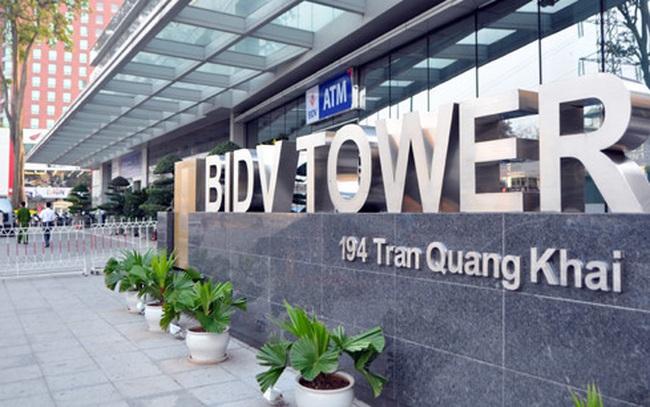 Nợ có khả năng mất vốn của BIDV tăng 433 tỷ đồng sau kiểm toán