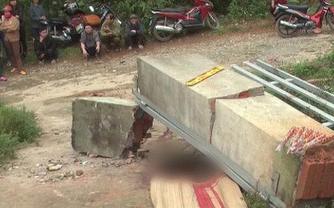 Lào Cai: Cổng trường mầm non đổ sập khiến 3 cháu nhỏ tử vong thương tâm