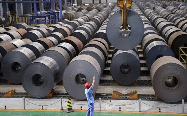 Việt Nam chi 5,6 tỷ USD nhập khẩu 9,73 triệu tấn sắt thép trong 8 tháng đầu năm