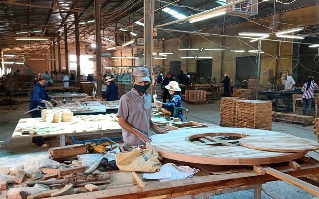 Đồ gỗ nội thất tập trung vào Mỹ, xuất khẩu dự kiến cán đích năm