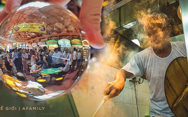 """Bán hàng rong ở Singapore: Từ những món ăn """"lề đường"""" bình dị có bề dày lịch sử 200 năm trở thành nét văn hóa được UNESCO công nhận"""