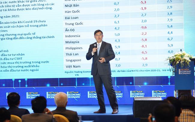 2020 là năm đầu tiên Việt Nam giữ ổn định vĩ mô trong khủng hoảng