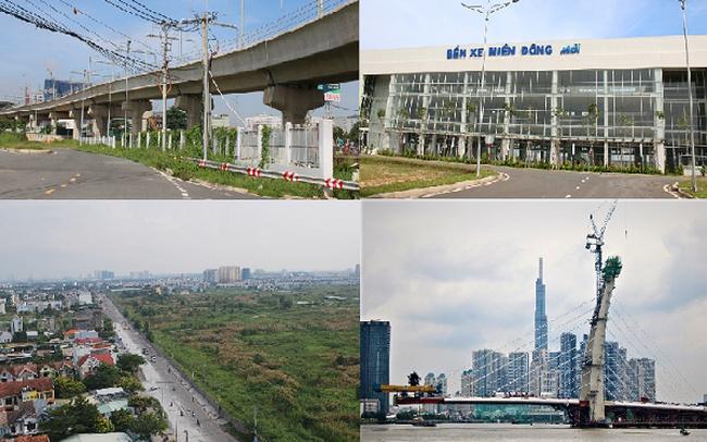 Loạt dự án giao thông nào giúp cho TP. Thủ Đức phát triển trong tương lai?
