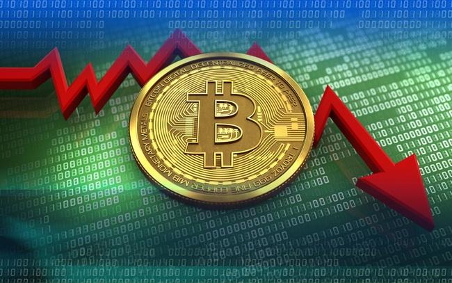 Bitcoin lao dốc, vốn hóa thị trường tiền số ngay lập tức mất 170 tỷ USD