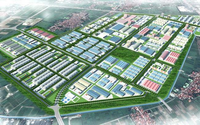 Hà Nam tạo mặt bằng để tiếp nhận dự án đầu tư vào KCN