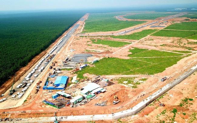 Gần 6.000 tỉ đồng đền bù cho 3.000 hộ dân tại dự án sân bay Long Thành