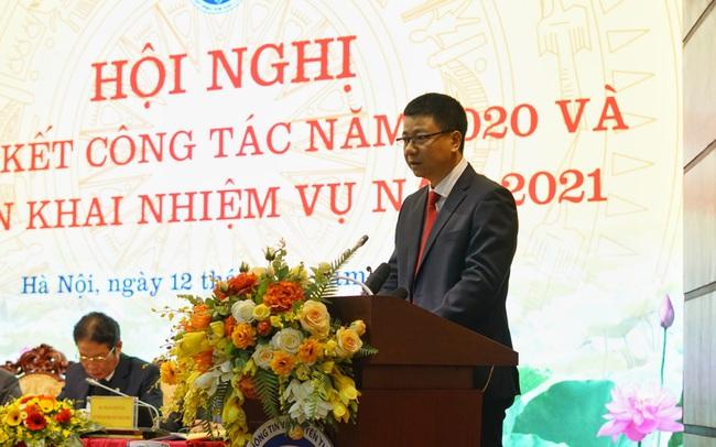 Phó Cục trưởng phụ trách Cục tin học hóa: Năm 2021, mỗi xã phổ cập 1 dịch vụ số cho người dân