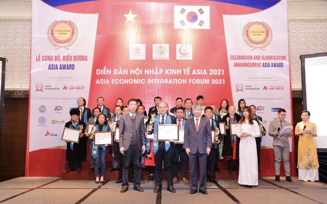 Nha Khoa Kim đạt top 100 thương hiệu tin dùng Asia