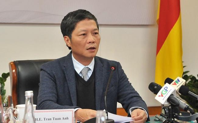 Việt Nam là quốc gia ưu tiên hợp tác của Chính phủ Đức